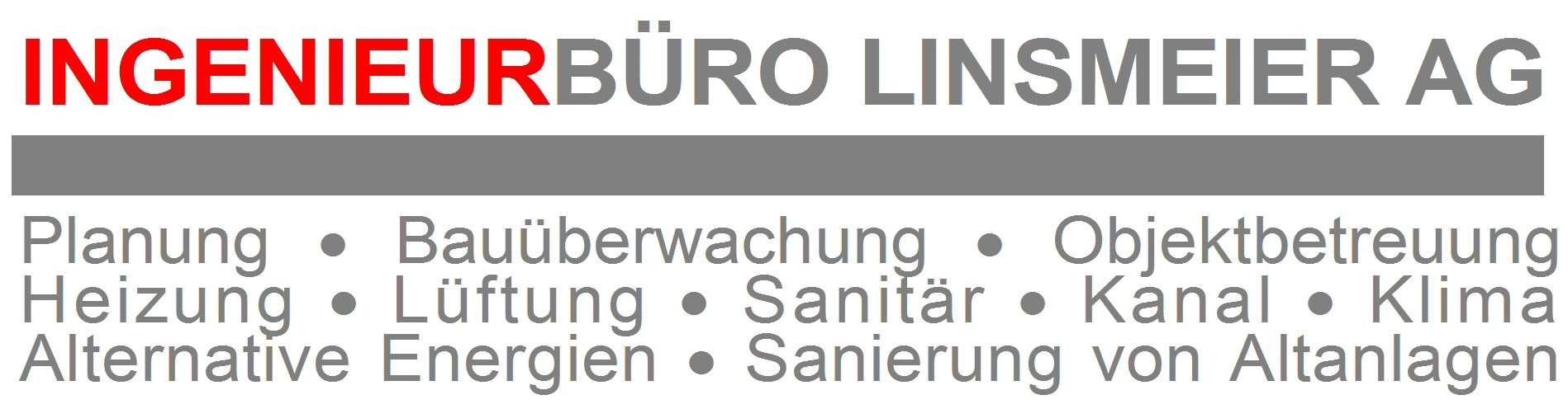 Ingenieurbüro Linsmeier AG